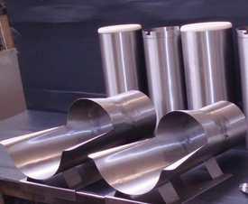 Stainless steel net loading tubes