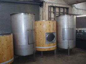 Micro Brewing Tanks